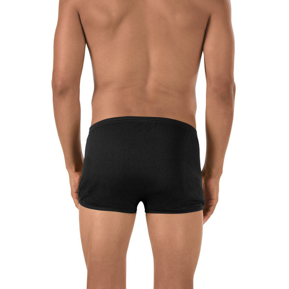 Speedo Men's Poly Training Suit - Back