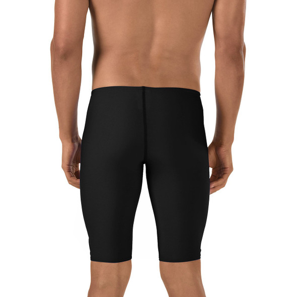 Speedo Men's Solid Endurance Jammer - Back