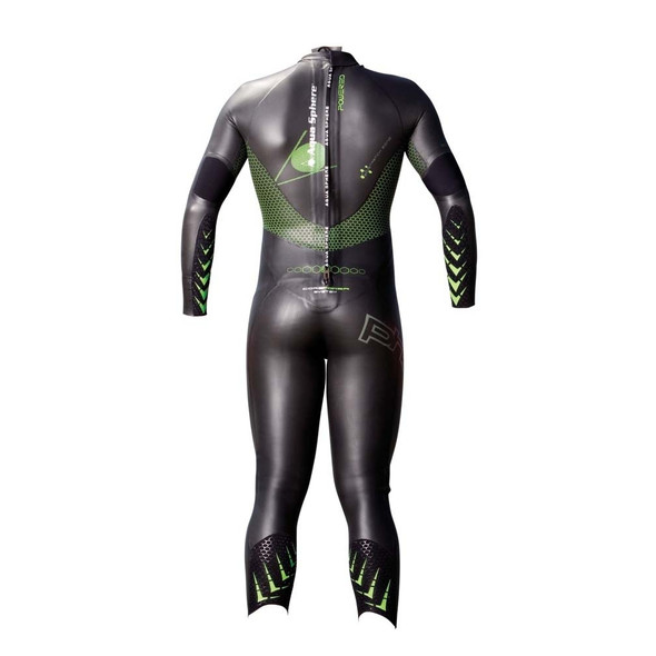 Aqua Sphere Men's Phantom Wetsuit back