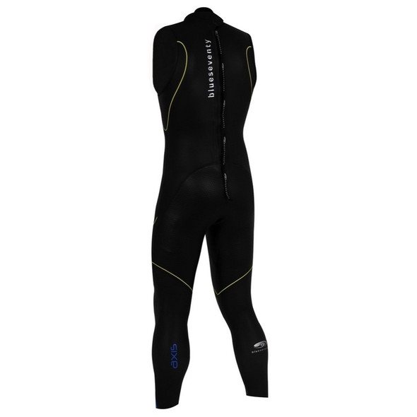 Blue Seventy Men's Axis Long John Wetsuit - Back