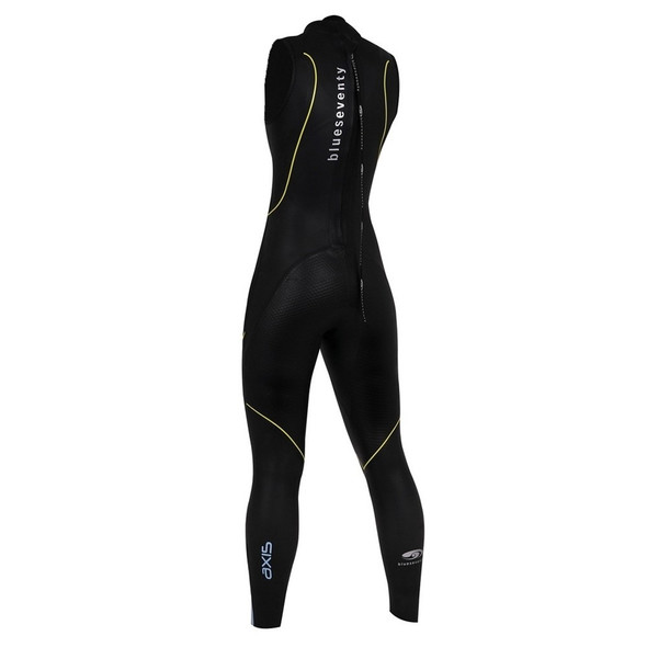 Blue Seventy Women's Axis Long John Wetsuit - Back