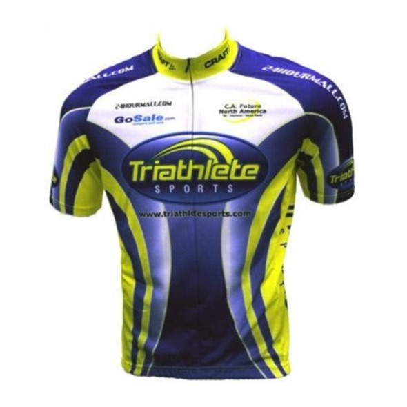 Triathlete Sports Bike Jersey