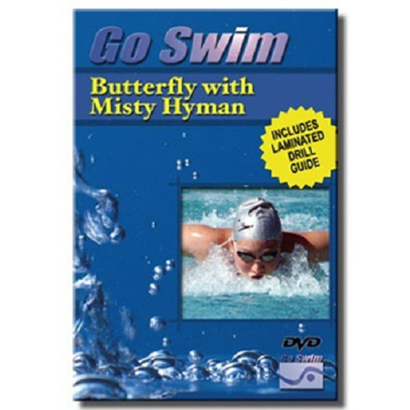 Go Swim Butterfly with Misty Hyman DVD