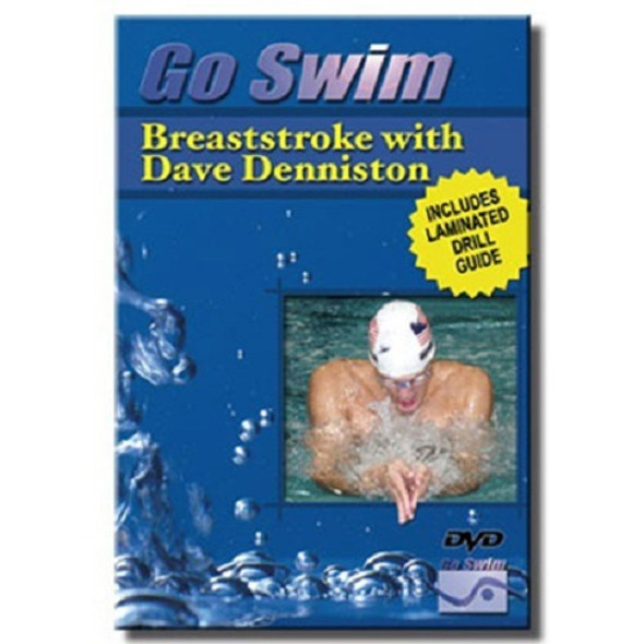 Go Swim Breaststroke with Dave Denniston DVD
