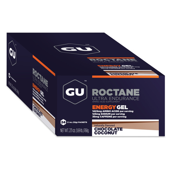 GU Roctane Ultra Endurance Energy Gel 24 Box