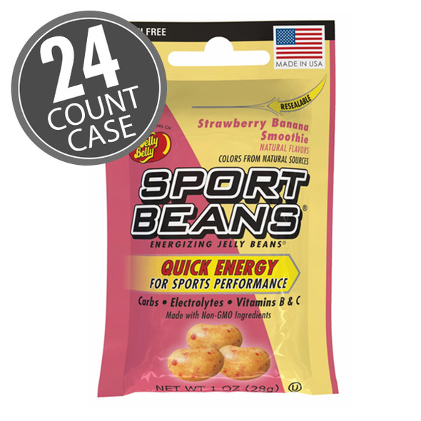Jelly Belly Sport Beans - Box of 24