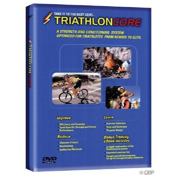 TriathlonCore DVD