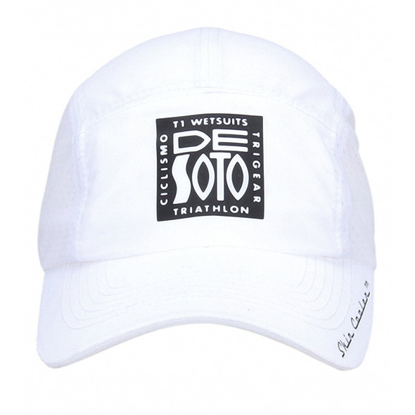 DeSoto Skin Cooler Run Cap w/Pocket