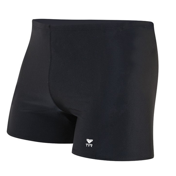 TYR Men's Solid Square Leg