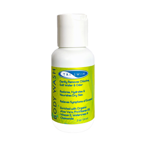 TriSwim Body Wash 2oz. Shot