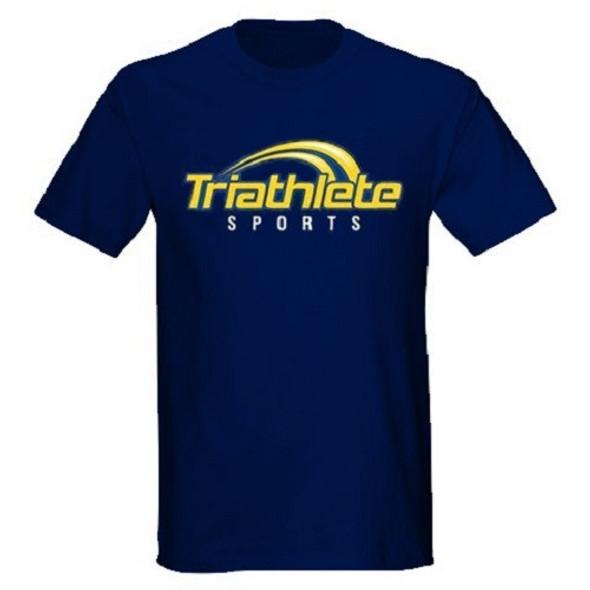 Triathlete Sports Logo T-Shirt