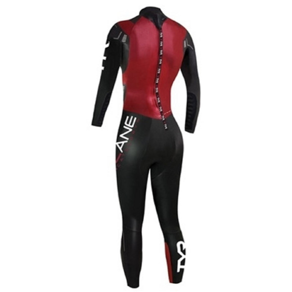 TYR Women's Hurricane Category 5 Wetsuit - Back