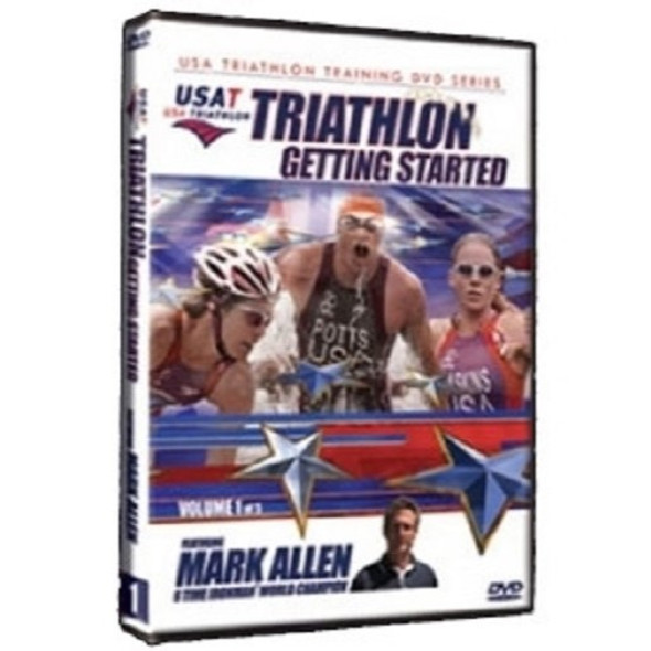 USAT Vol. 1 Triathlon Getting Started DVD