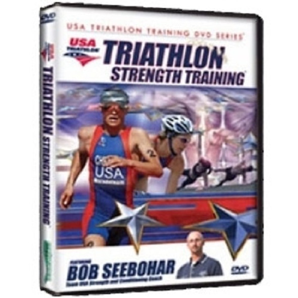USAT Vol. 5 Triathlon: Strength Training DVD