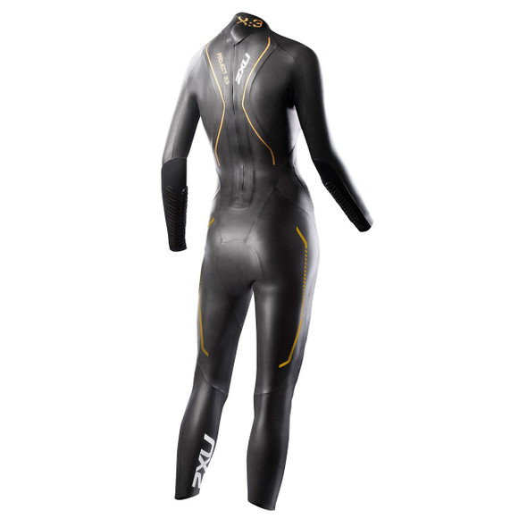 2XU Women's X:3 Project X Wetsuit - Back