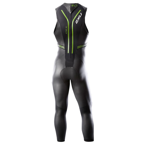 2XU Men's A:1S Active Sleeveless Wetsuit - Back