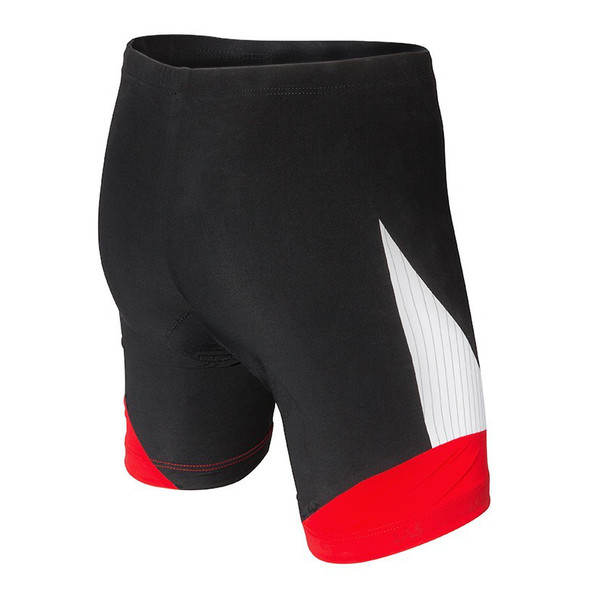 "TYR Men's Carbon 9"" Tri Short - Back"