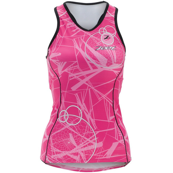 Zoot Women's Ultra Breast Cancer Research Foundation Tri Racerback Top