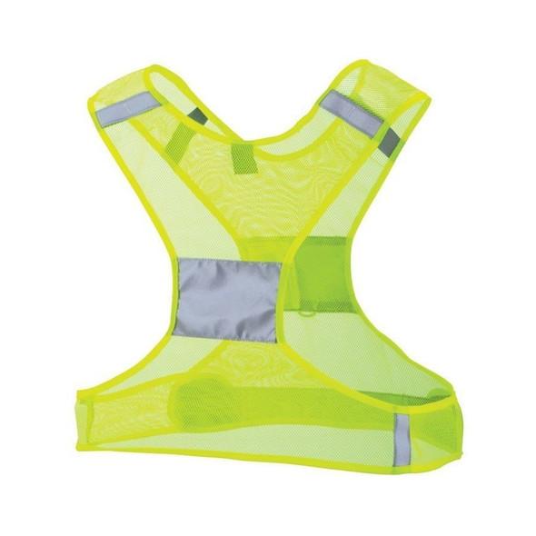 Nathan Streak Reflective Safety Vest - Back