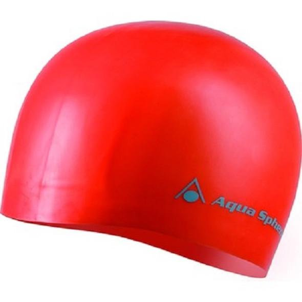 Aqua Sphere Silicone Volume Long Hair Swim Cap