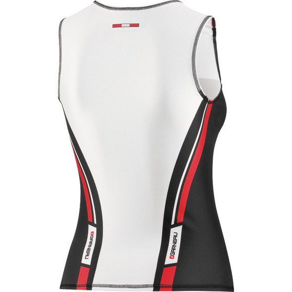 Louis Garneau Women's Elite Course Sleeveless Tri Top - Back
