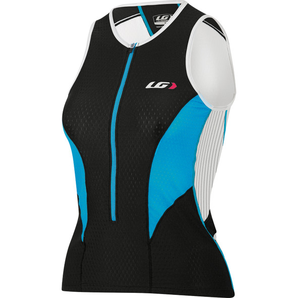 Louis Garneau Womens Pro Sleeveless Tri Top