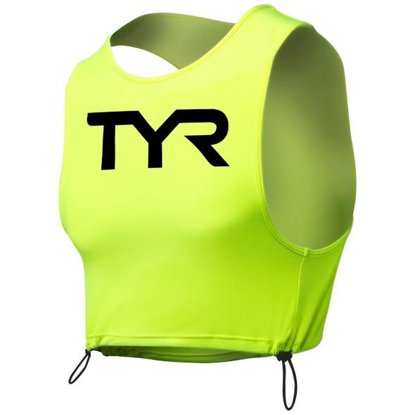 TYR Hi-Vis Open Water Pinnie