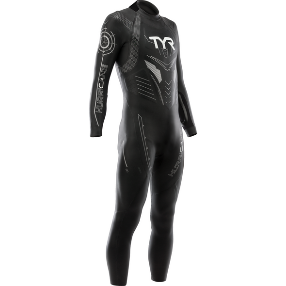 TYR Men's Hurricane Category 3 Full Sleeve Wetsuit