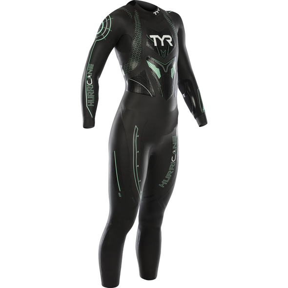 TYR Women's Hurricane Category 3 Full Sleeve Wetsuit