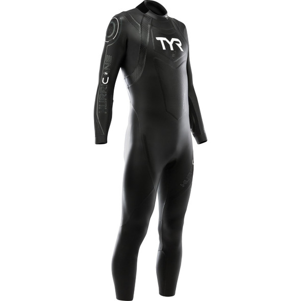 TYR Men's Hurricane Category 2 Full Sleeve Wetsuit
