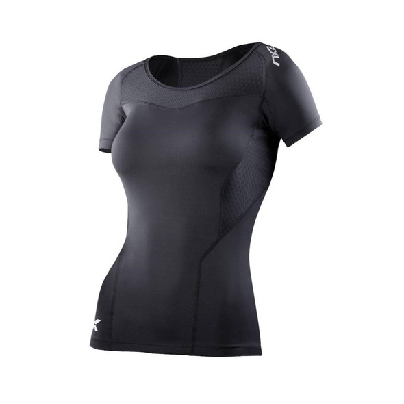 2XU Women's Short Sleeve Compression Top