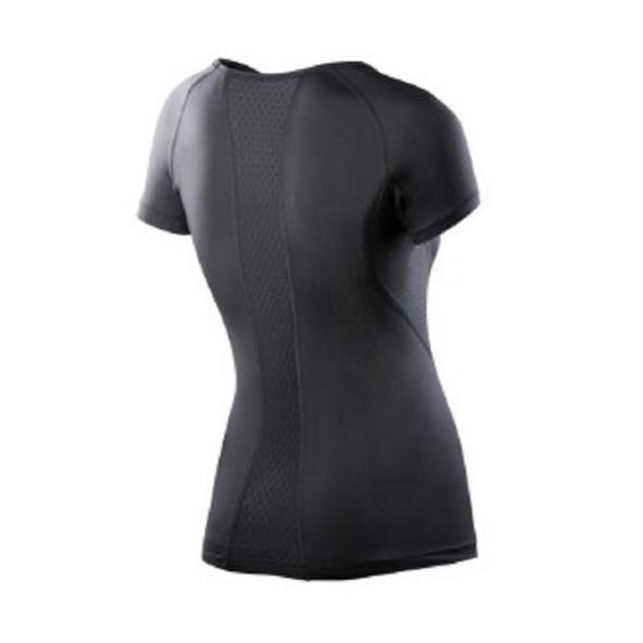 2XU Women's Short Sleeve Compression Top - Back