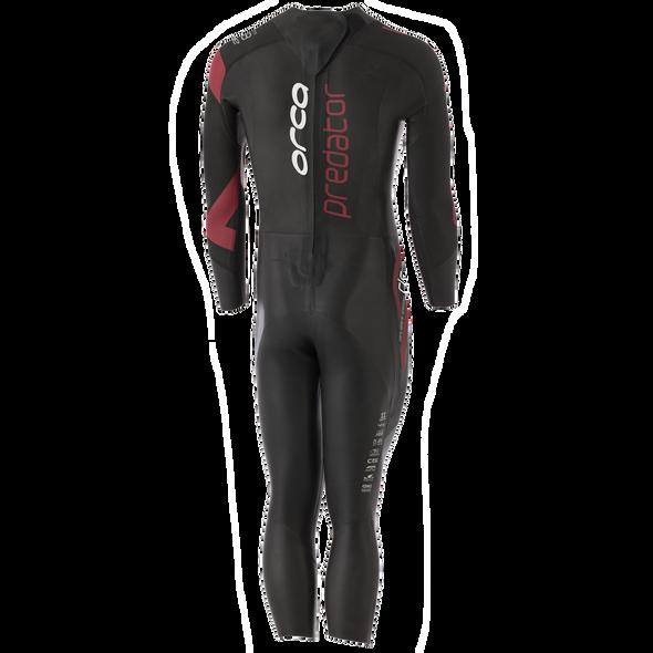 Orca Men's Predator Fullsleeve Wetsuit - Back