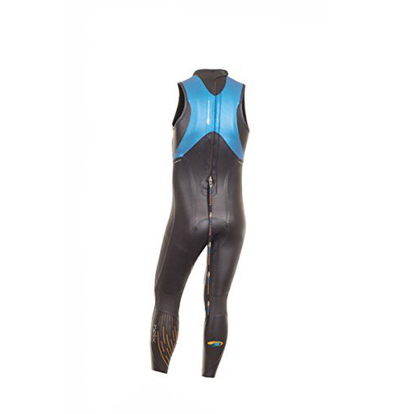 Blue Seventy Men's Helix Sleeveless Wetsuit - 2016 back