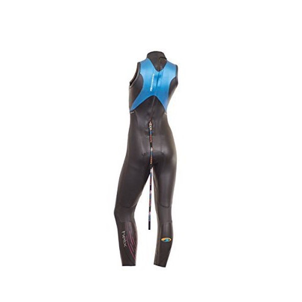 Blue Seventy Women's Helix Sleeveless Wetsuit - Back