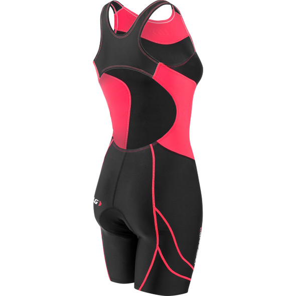 Louis Garneau Women's Comp Open-Back Tri Suit - Back