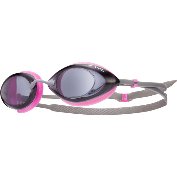 TYR Women's Tracer Racing Femme Goggle