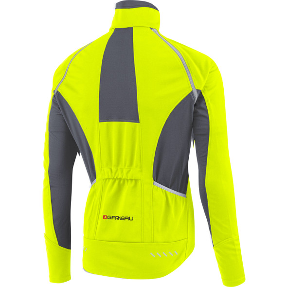 Louis Garneau Men's Spire Convertible Jacket - Back