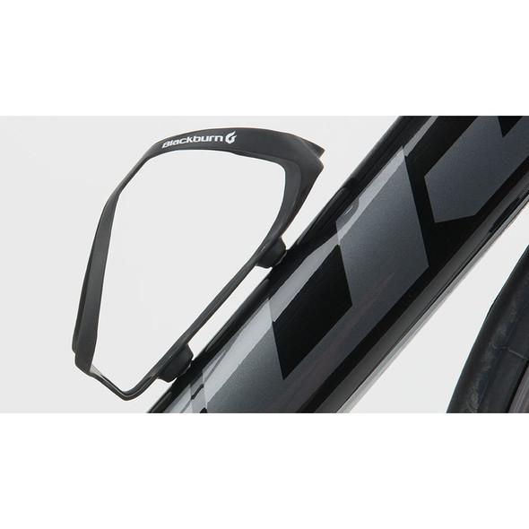 Blackburn Cinch Carbon Fiber Cage - Mounted