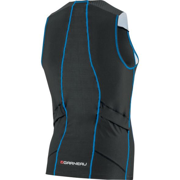 Louis Garneau Men's Pro Carbon Comfort Tri Top - Back