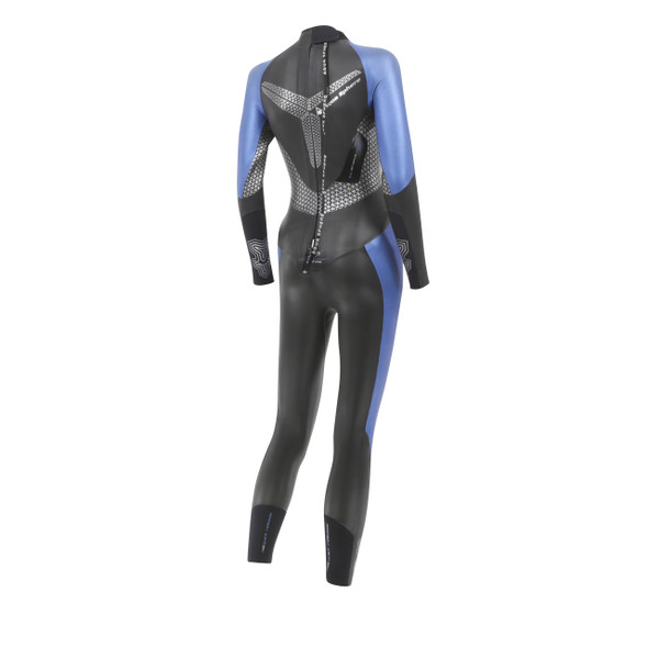 Aqua Sphere Women's Phantom Triathlon Wetsuit - Back