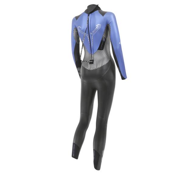 Aqua Sphere Women's Racer Wetsuit - Back