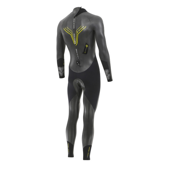 Aqua Sphere Men's Pursuit Wetsuit - Back