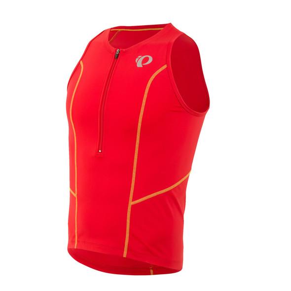 Pearl Izumi Men's Select Pursuit Tri Singlet - True Red