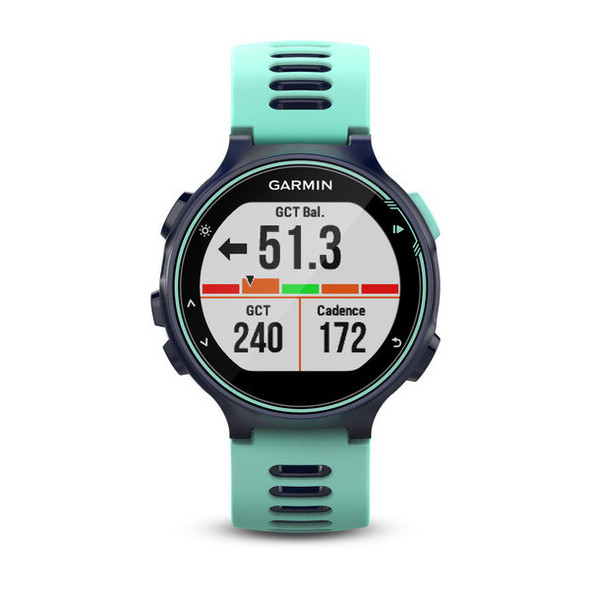 Garmin Forerunner 735XT GPS Multisport Watch - Front View