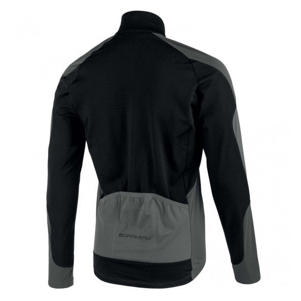 Louis Garneau Men's Glaze RTR Cycling Jacket - Back