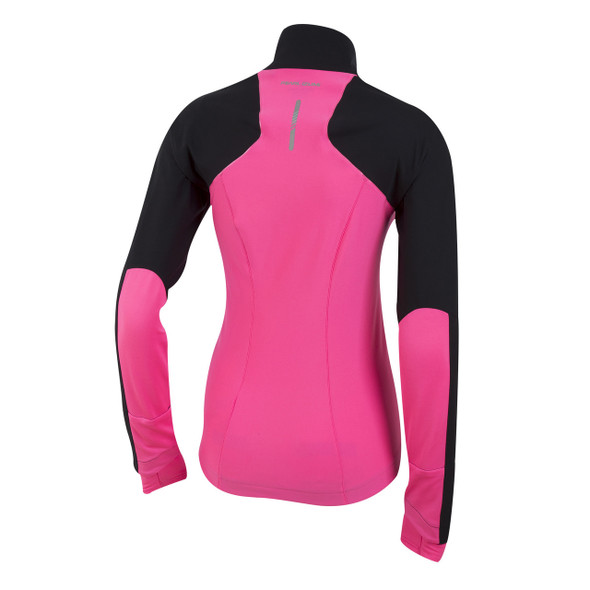 Pearl Izumi Women's Pursuit Softshell Jacket - Back