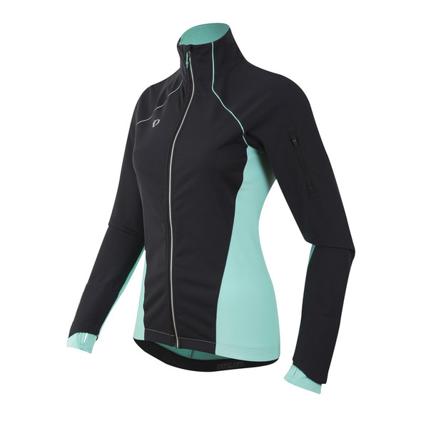 Pearl Izumi Women's Pursuit Softshell Jacket - Aqua Mint