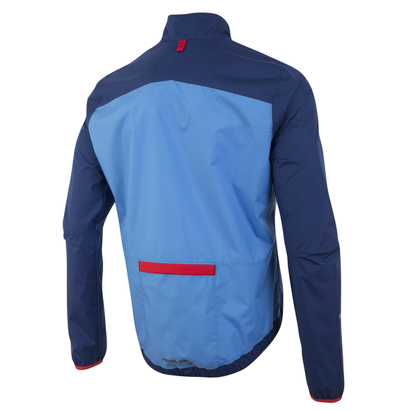 Pearl Izumi Men's Select Barrier Pullover - Blue - Back