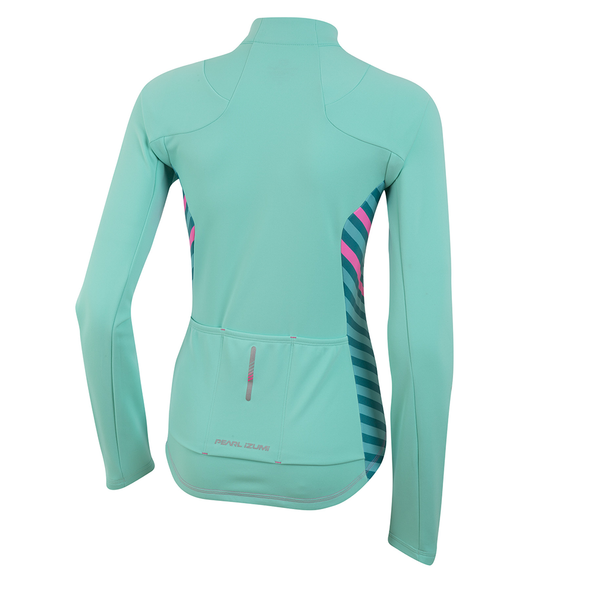 Pearl Izumi Women's Select Pursuit Thermal Jersey - Back